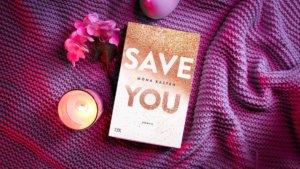 Buchcover Save You von Mona Kasten