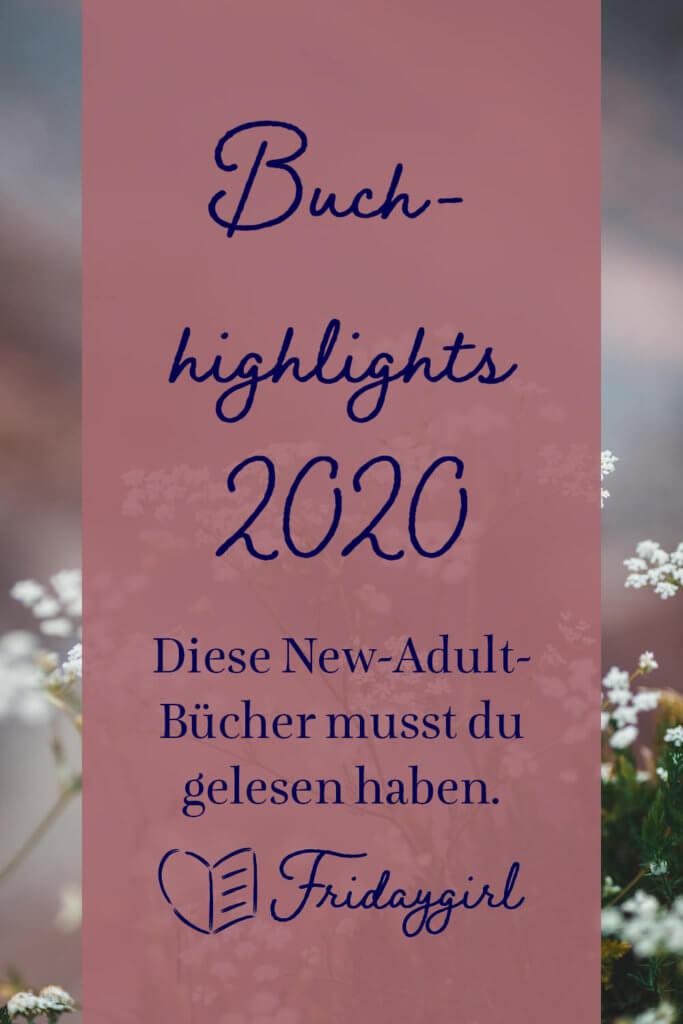 Buchhighlights 2020