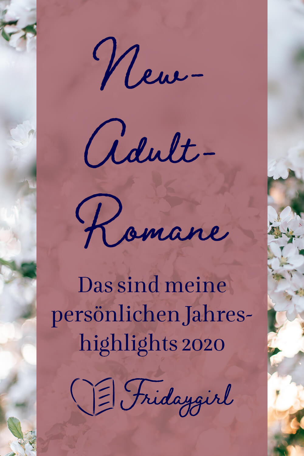 Highlights des New Adult Genres 2020