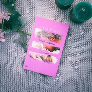 Buchcover von Mona Kasten Feel Again