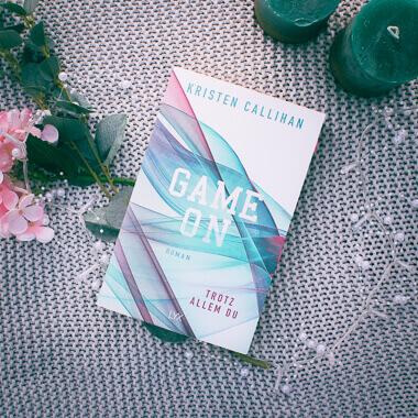 Buchcover von Game On - Trotz allem Du von Kristen Callihan