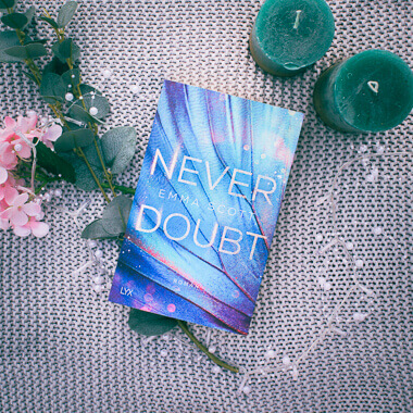 Buchcover zu Emma Scott Never Doubt