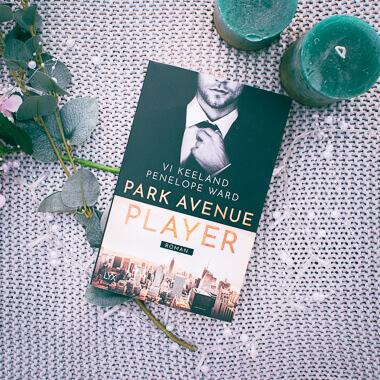 Buchcover von Park Avenue Player