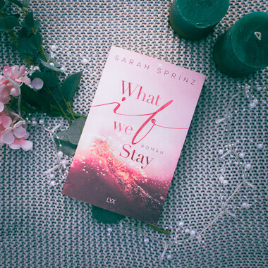 Buchcover zu What if we Stay