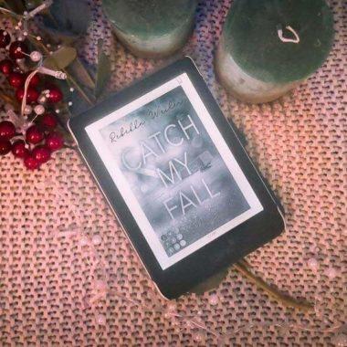 Buchcover von Catch my Fall von Rebekka Weiler
