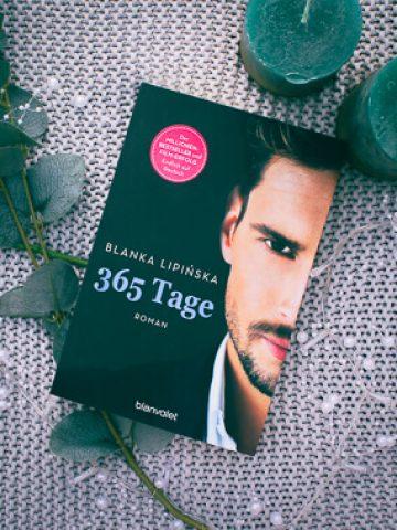 Buchcover von 365 Tage von Blanka Lipinska