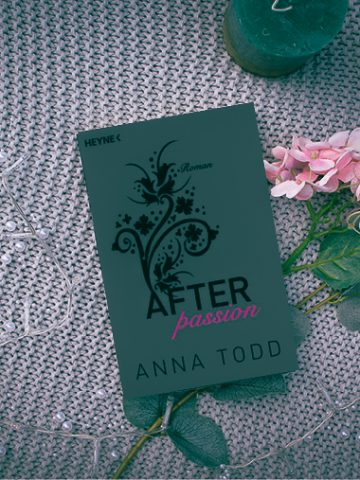 Buchcover von After Passion