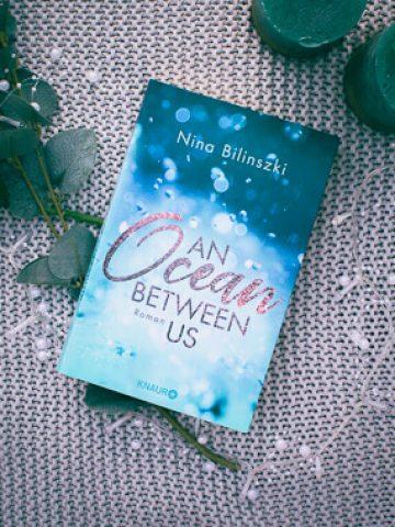 Buchcover von An Ocean between Us von Nina Bilinszki