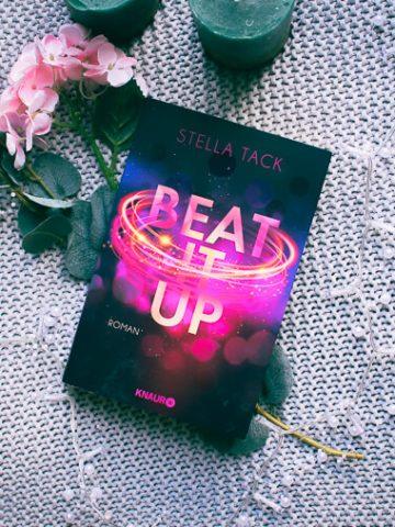 Buchcover von Beat It Up von Stella Tack
