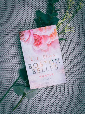 Buchcover zu Boston Belles - Hunter