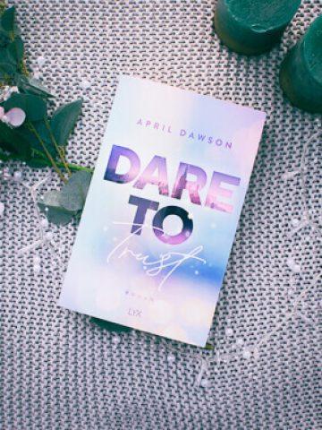 Buchcover von Dare to Trust von April Dawson