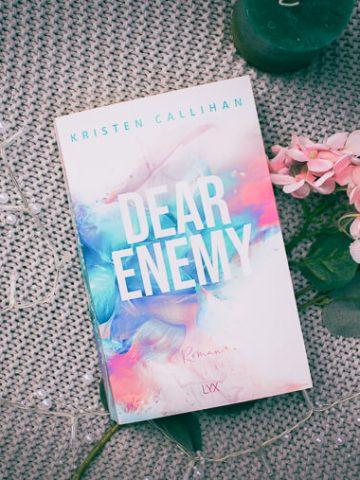 Buchcover von Dear Enemy von Kristen Callihan