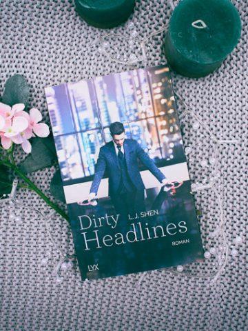 Buchcover von Dirty Headlines von L. J. Shen