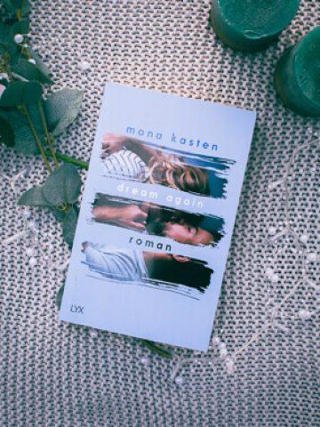 Buchcover von Mona Kasten Dream Again