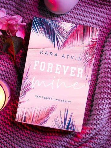 Buchcover Forever Mine von Kara Atkin