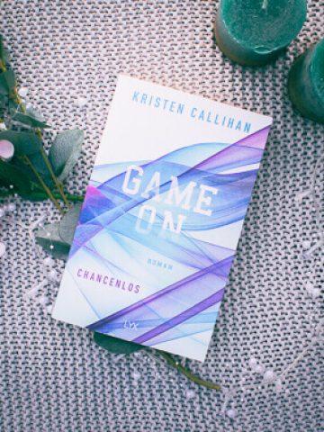 Buchcover von Kristin Callihan Game On Chancenlos