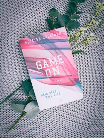 Buchcover zu Game On - Mein Herz will dich