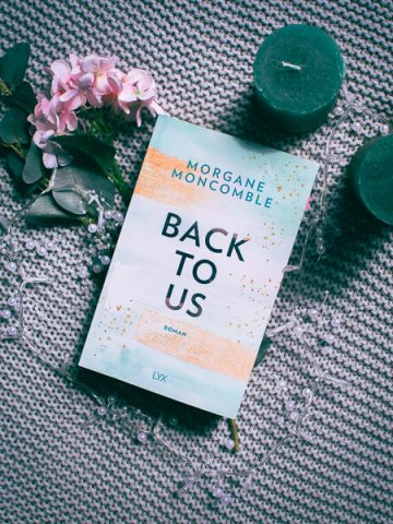 Buchcover von Morgane Moncomble Back to Us