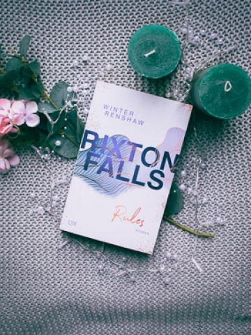 Buchcover von Rixton Falls - Rules