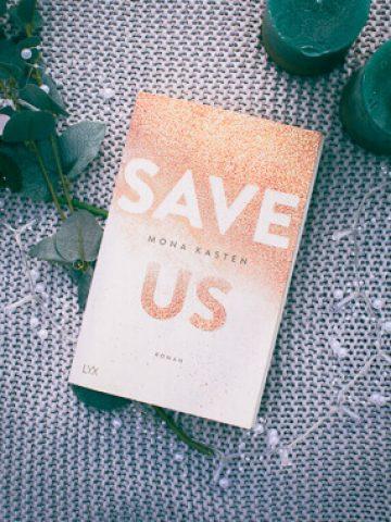 Buchcover von Save Us von Mona Kasten