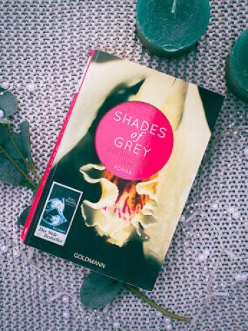 Buchcover von Fifty Shades of Grey - Gefährliche Liebe von E L James