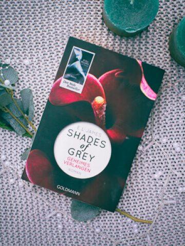 Buchcover von Fifty Shades Of Grey - Geheimes Verlangen von E L James