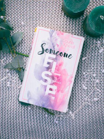 Buchcover zu Someone Else von Laura Kneidl