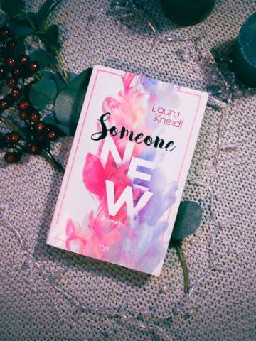 Buchcover von Someone New von Laura Kneidl