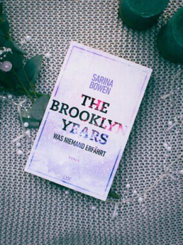 Buchcover von The Brooklyn Years - Was niemand erfährt von Sarina Bowen