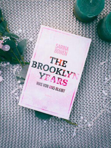 Buchcover The Brooklyn Years - Was von uns bleibt