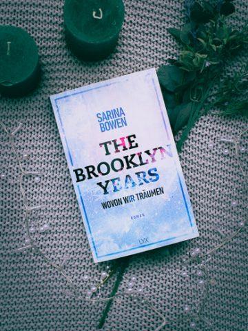 Buchcover von The Brooklyn Years - Wovon wir Träumen