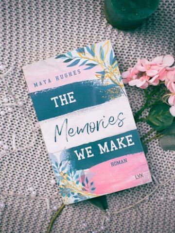 Buchcover von The Memories We Make