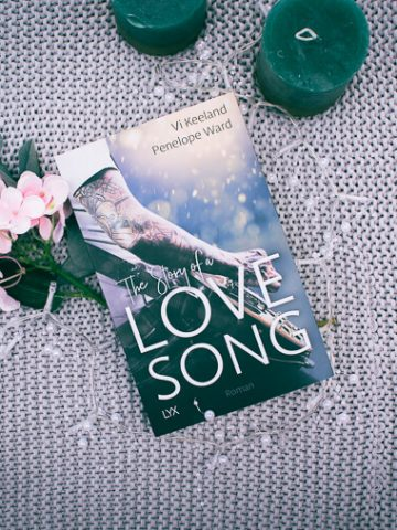 Buchcover von The Story of a Love Song