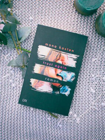 Buchcover von Mona Kasten Trust Again