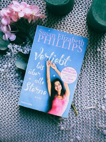 Buchcover von Verliebt bis über alle Sterne von Susan Elizabeth Phillips