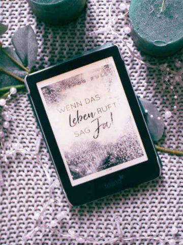 Buchcover zu Wenn das Leben ruft, sag Ja! von Lillemor Full